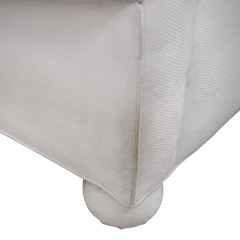 shop  White Club Accent Chair online