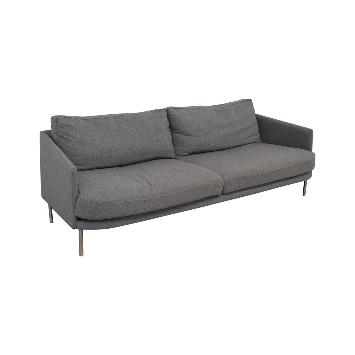 Design Within Reach Two Cushion Sofa / Classic Sofas