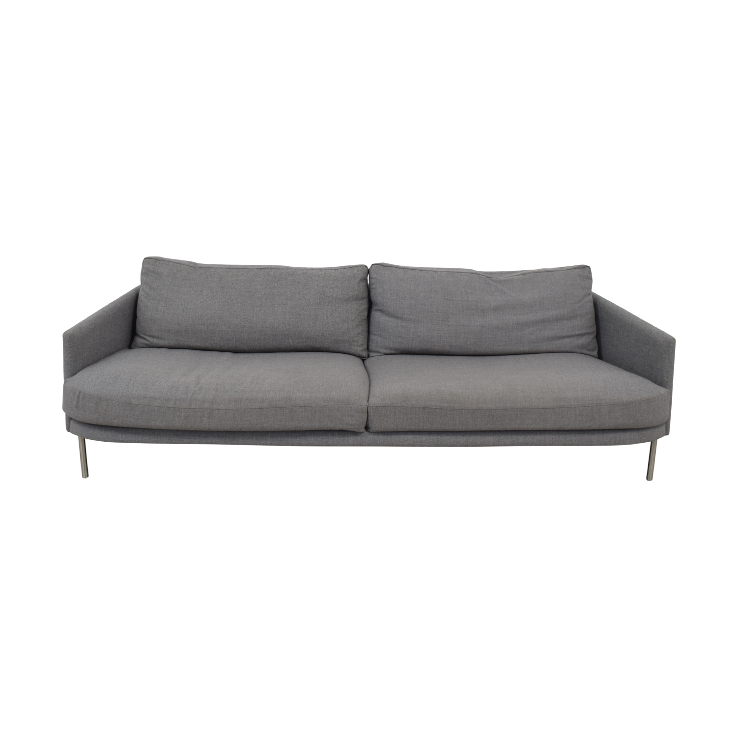 Design Within Reach Design Within Reach Two Cushion Sofa on sale