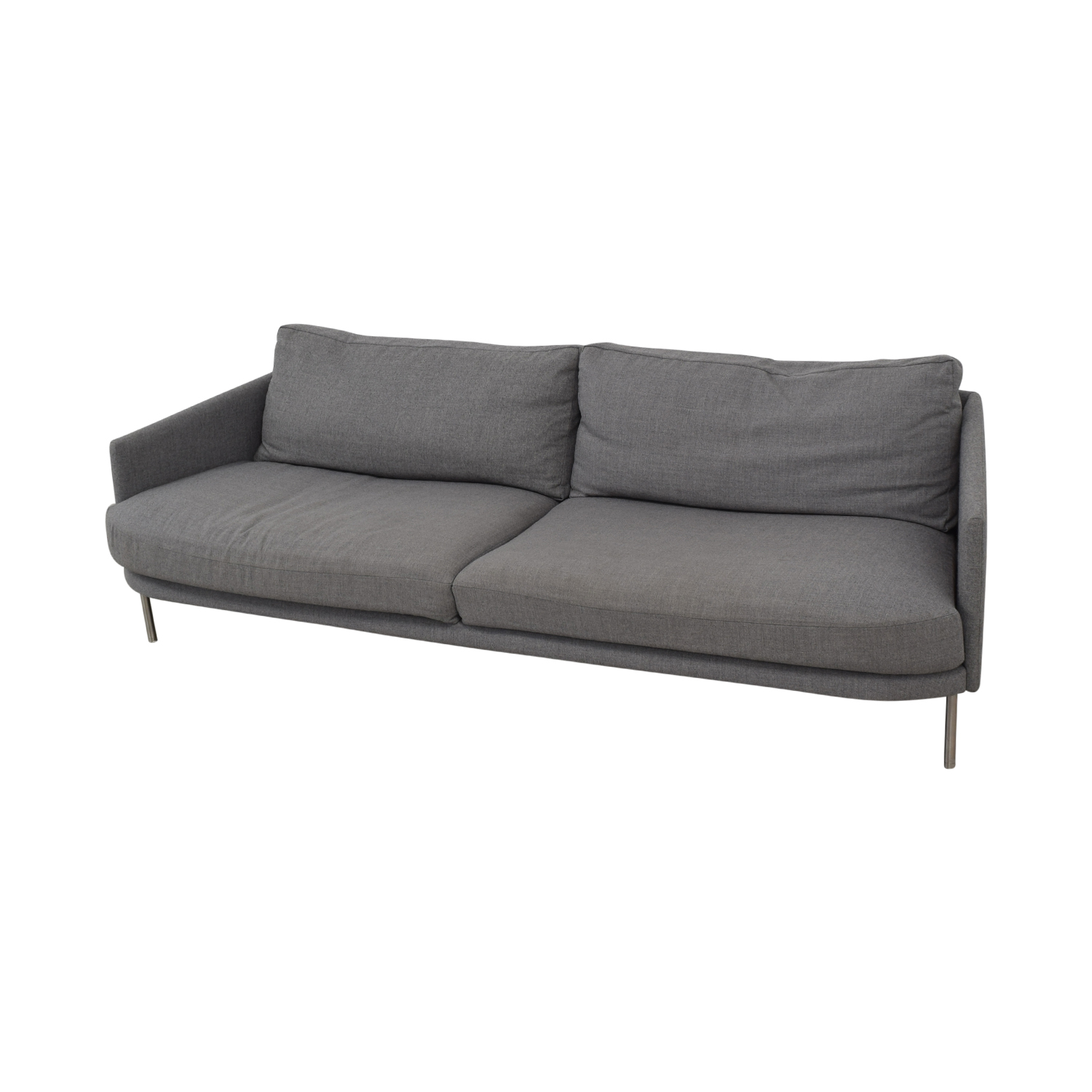 shop Design Within Reach Design Within Reach Two Cushion Sofa online