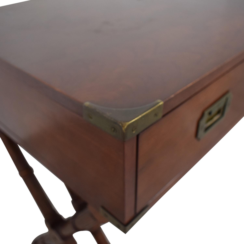 buy Bombay Company Bombay Company Three-Drawer Desk online