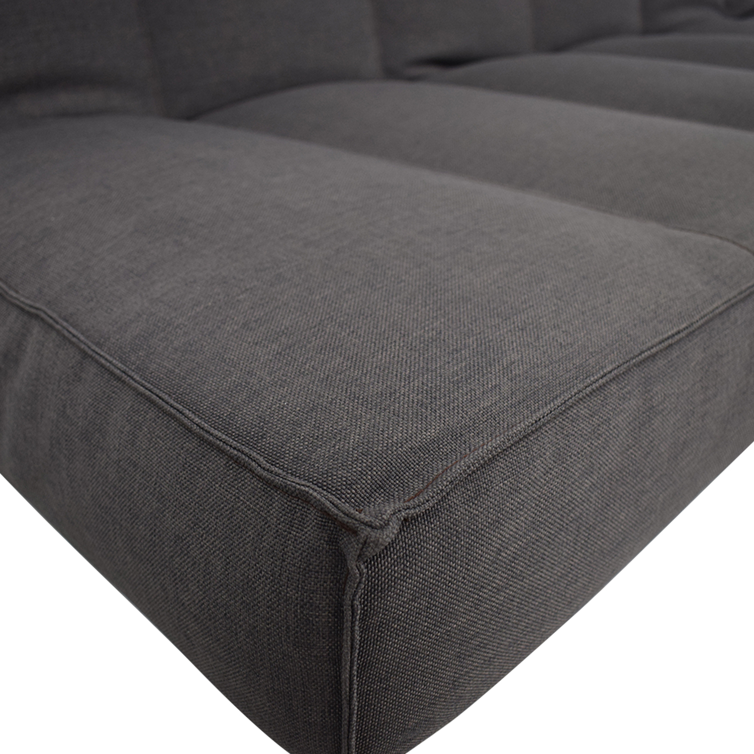 shop CB2 CB2 Grey Full Sofa Bed online