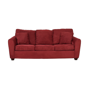 buy Macy's Red Sleeper Sofa Macy's