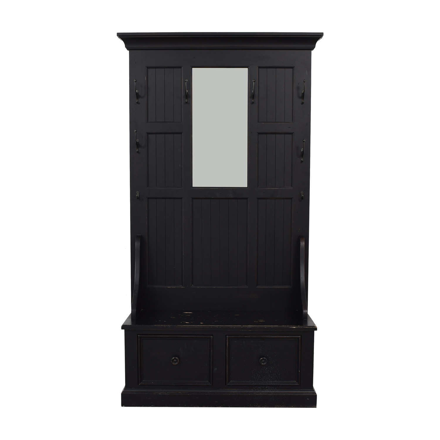 Ethan Allen Ethan Allen Charcoal Logan Hall price