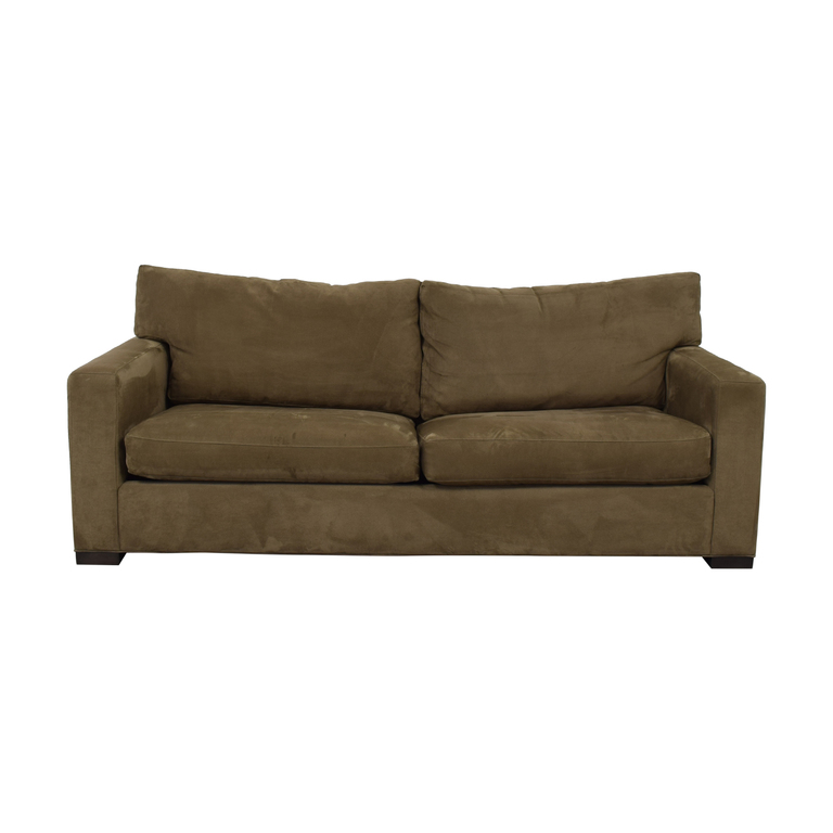 Crate & Barrel Crate & Barrel Axis II Queen Sleeper Sofa