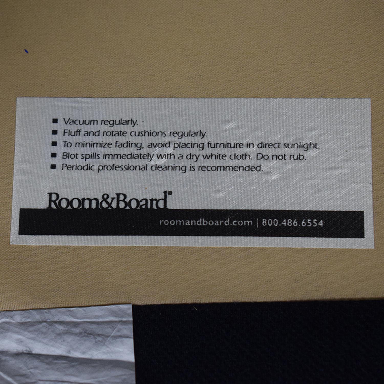 buy Room & Board Blue Accent Armchair Room & Board