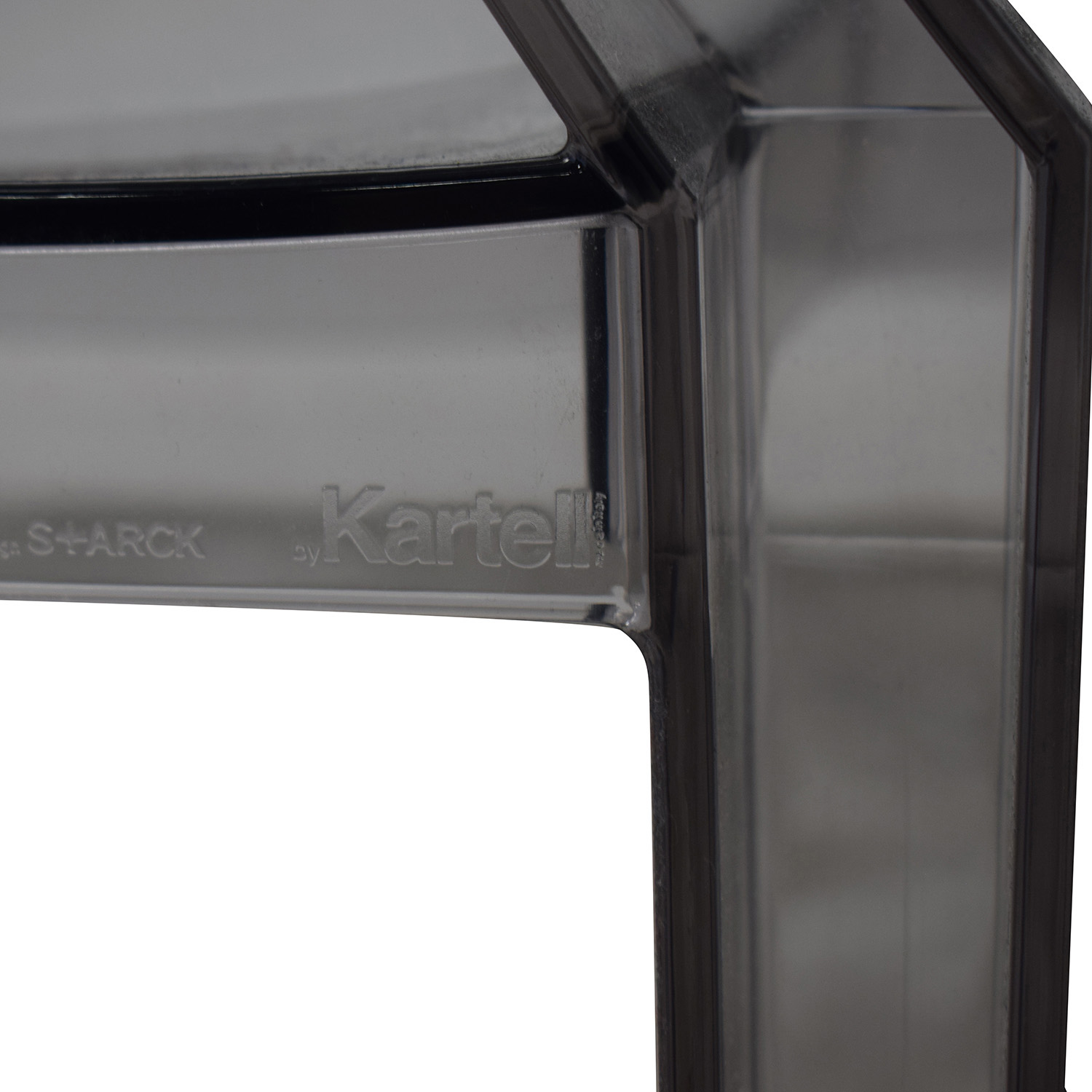 Kartell Kartell Philippe Stark Ghost Dining Chairs for sale