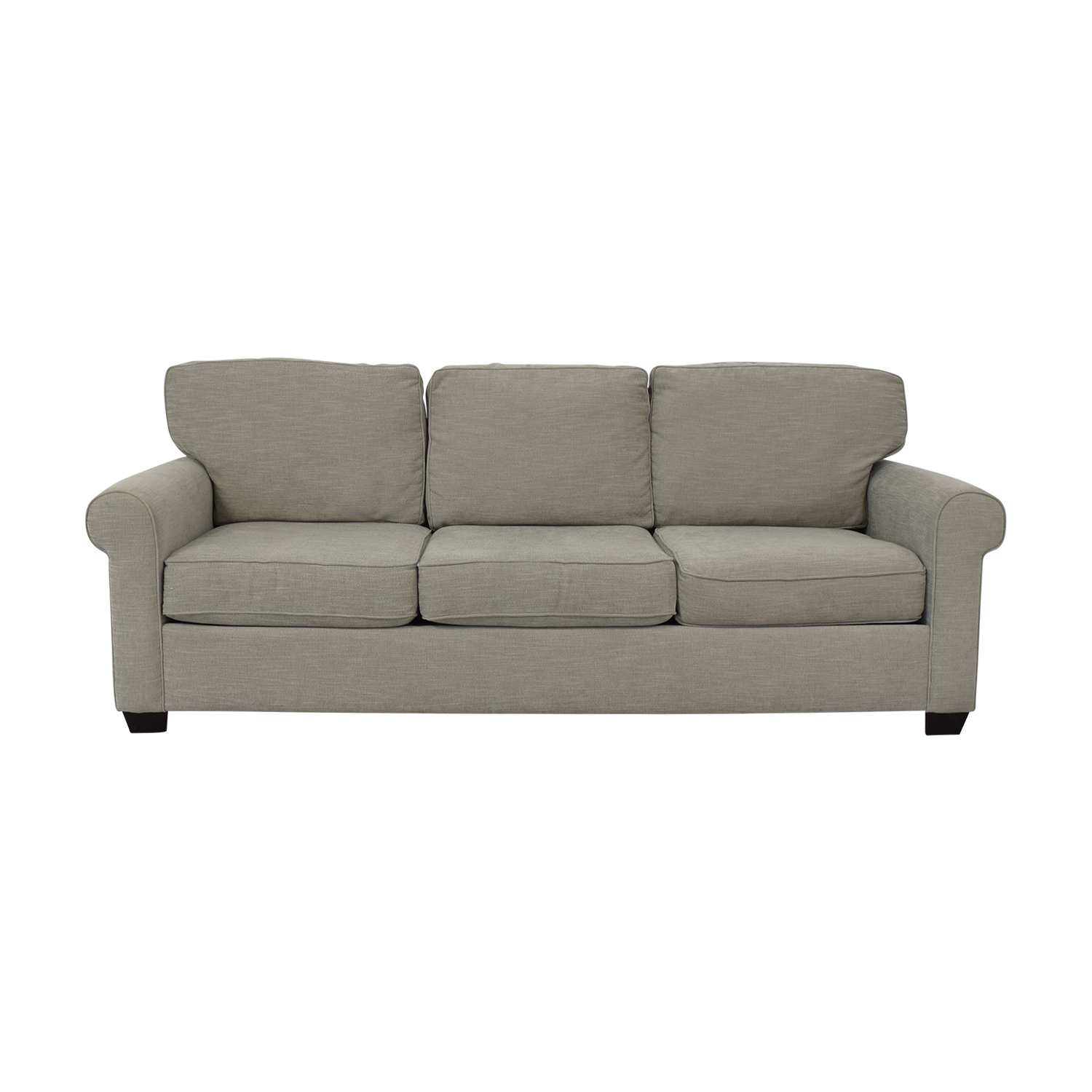 shop Pottery Barn Buchanan Grand Sofa Pottery Barn Sofas