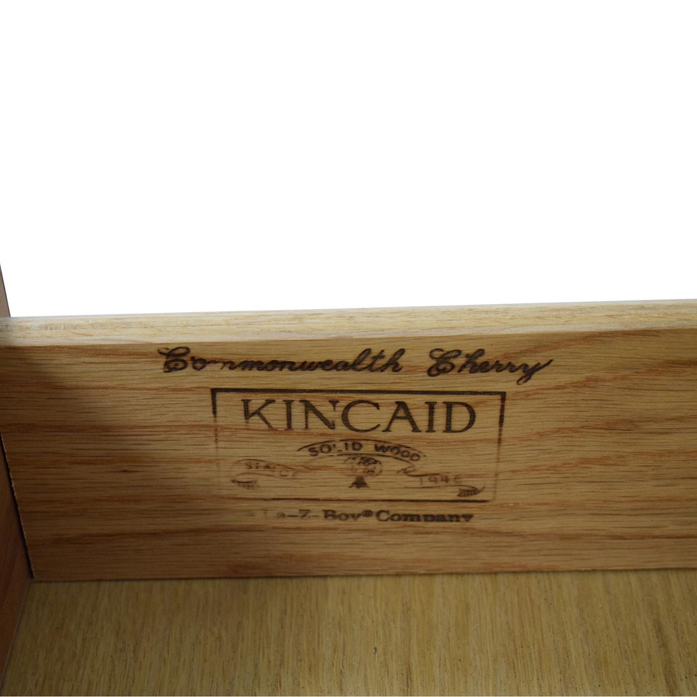 Kincaid Furniture Kincaid Furniture Mahogany Side Tables second hand