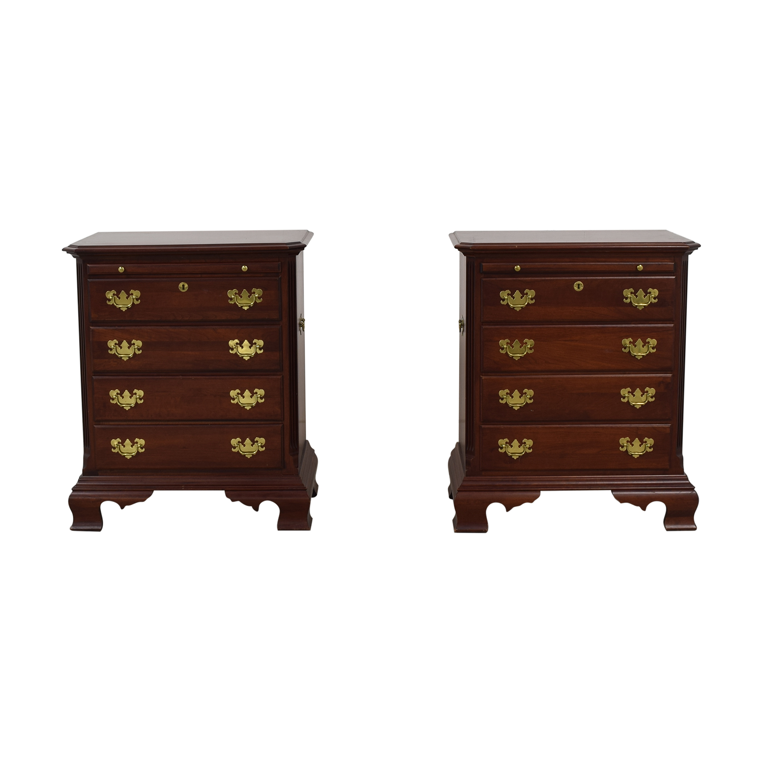 buy Kincaid Furniture Mahogany Side Tables Kincaid Furniture End Tables