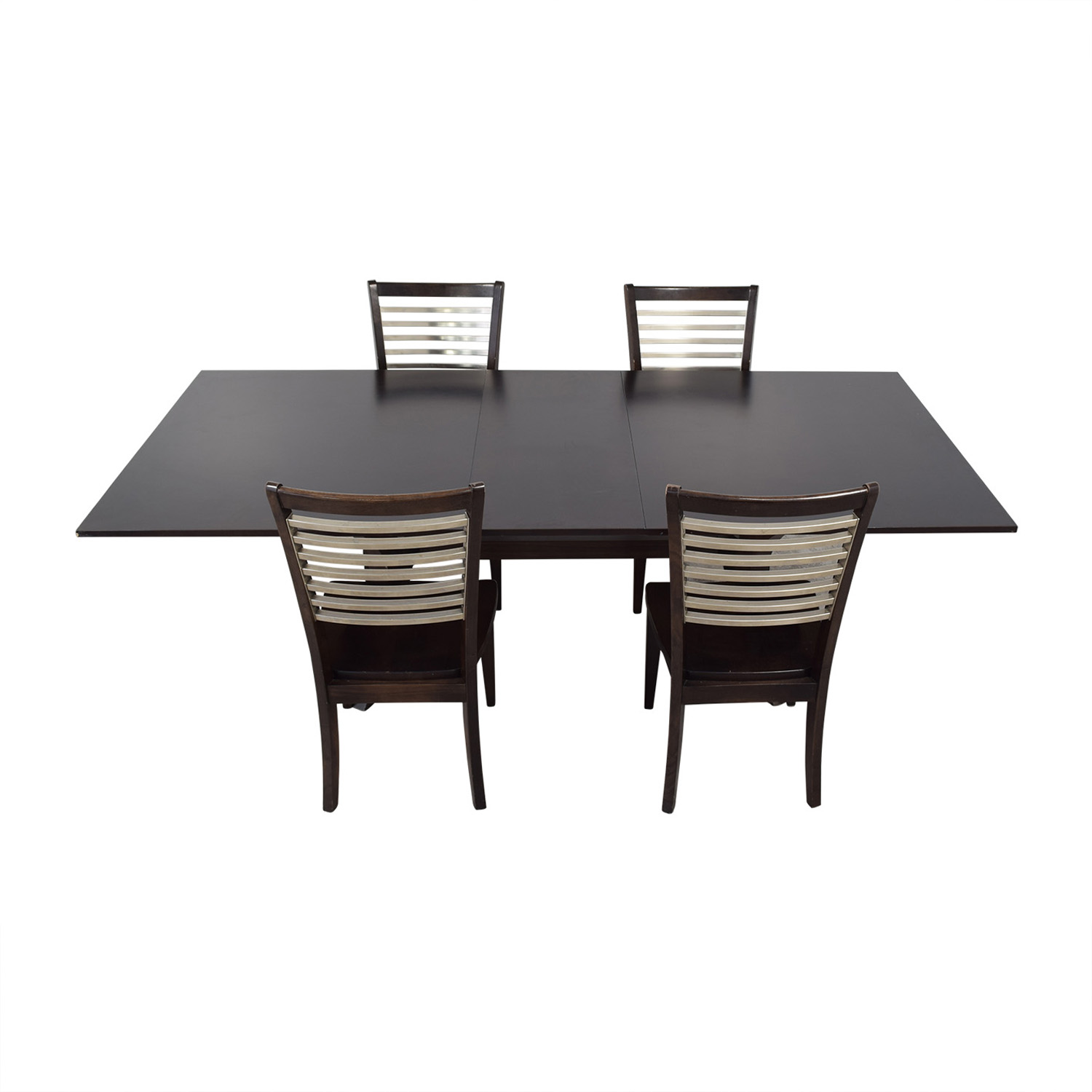 shop Bassett Furniture Extendable Dining Set Bassett Furniture Tables