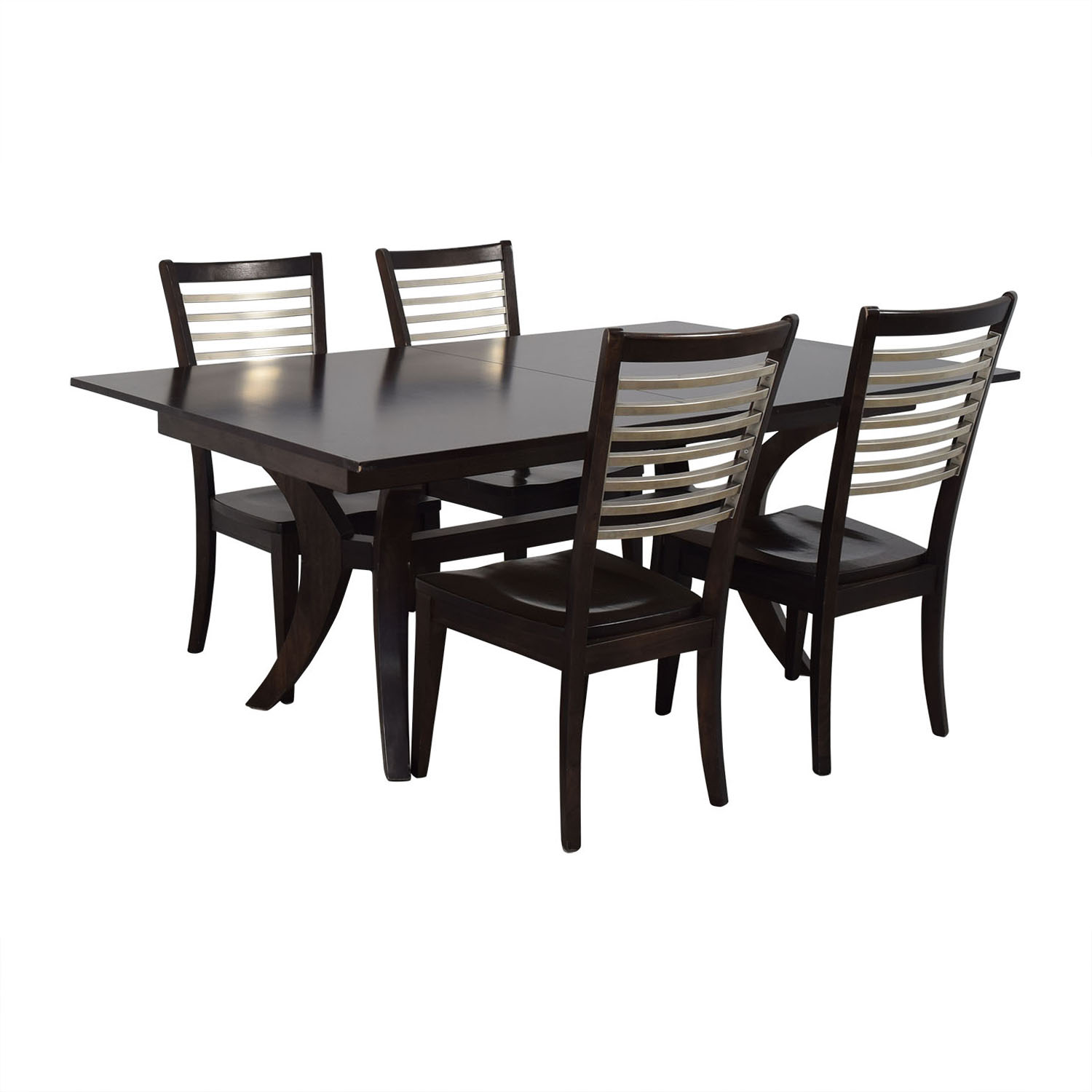 Bassett Furniture Bassett Furniture Extendable Dining Set used