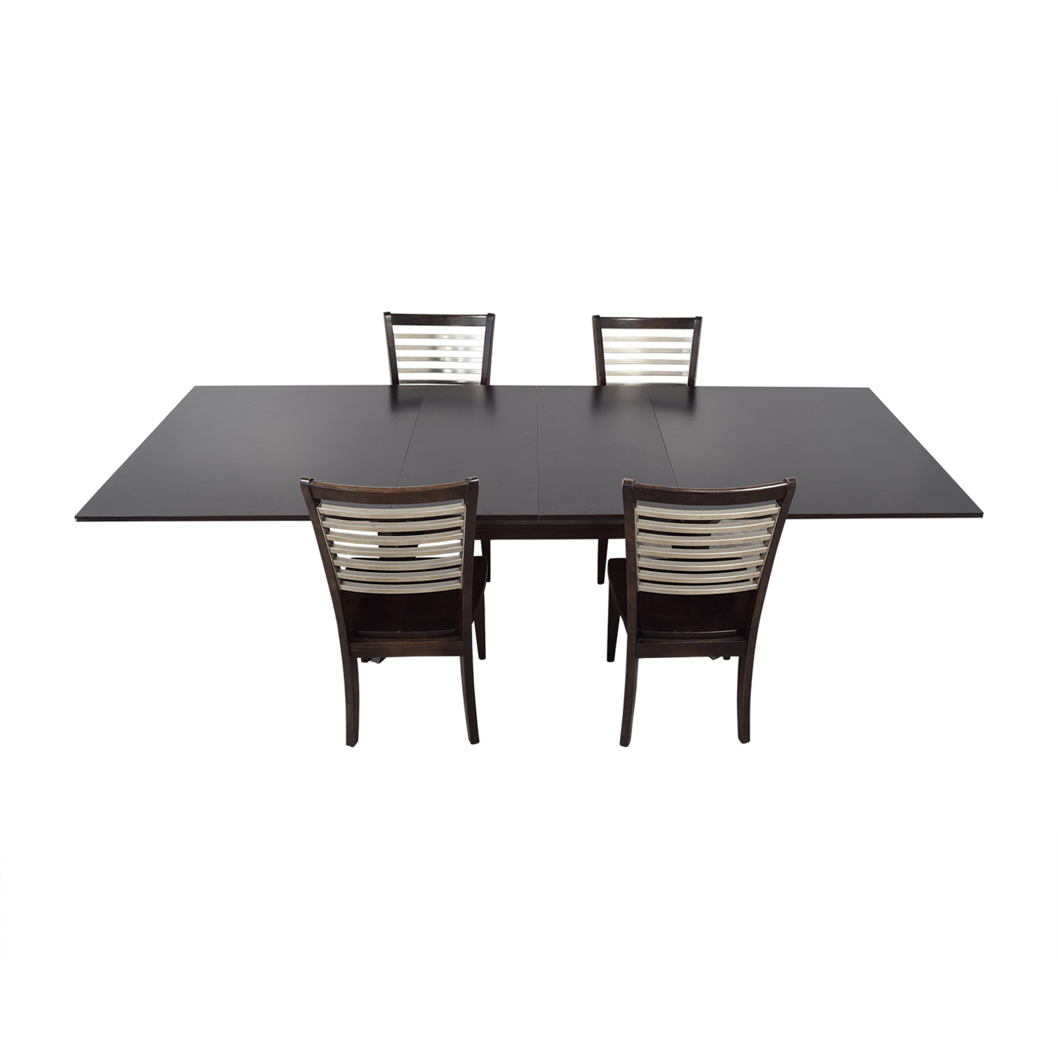 Bassett Furniture Bassett Furniture Extendable Dining Set for sale