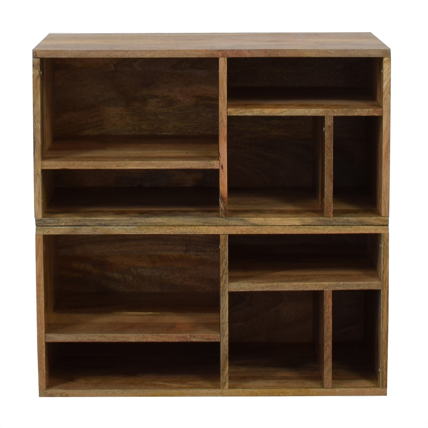 Urban Outfitters Urban Outfitters Raw Wood Bookshelves second hand
