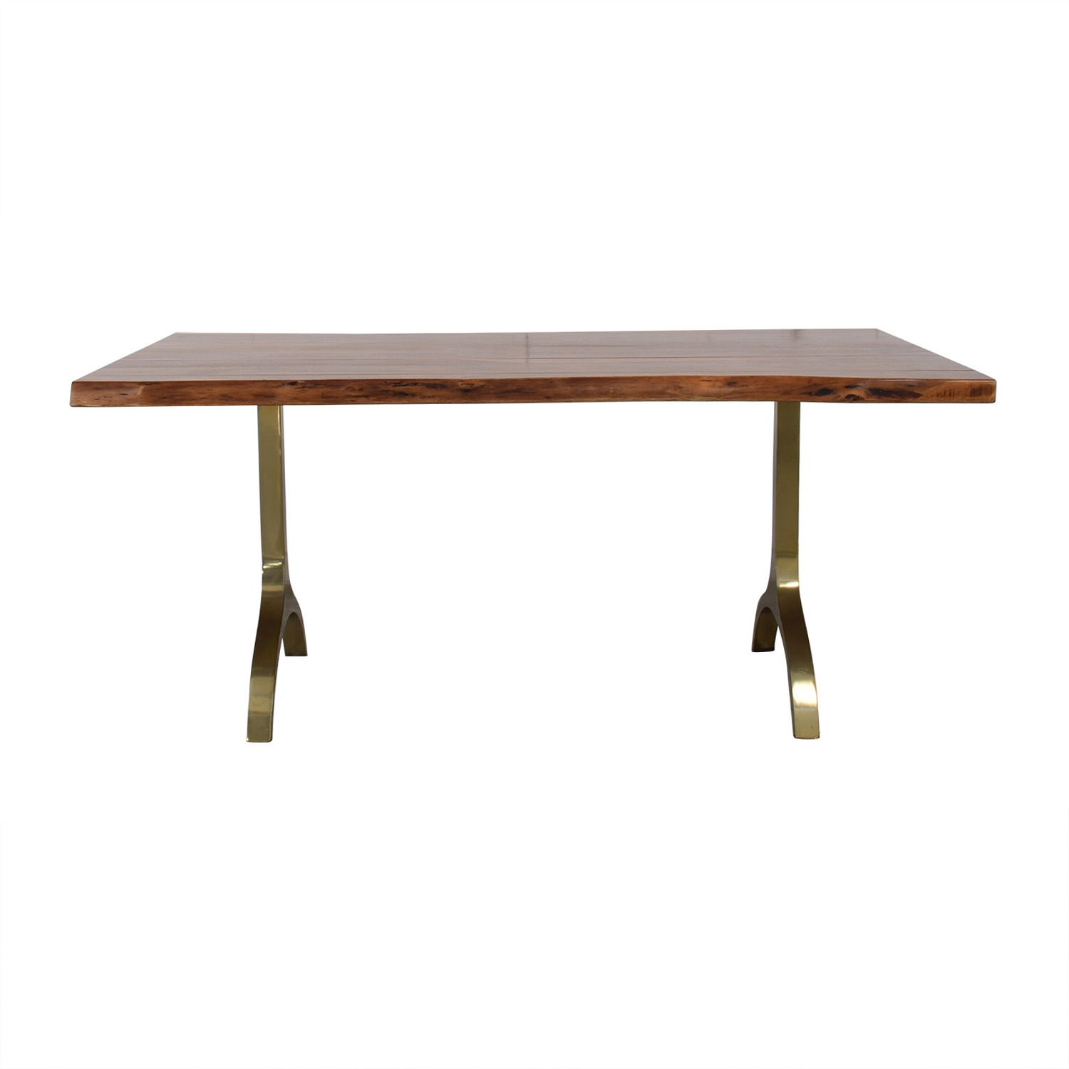 buy West Elm Live Edge Dining Table West Elm Tables