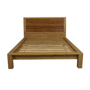 shop Crate & Barrel Queen Bed Frame Crate & Barrel