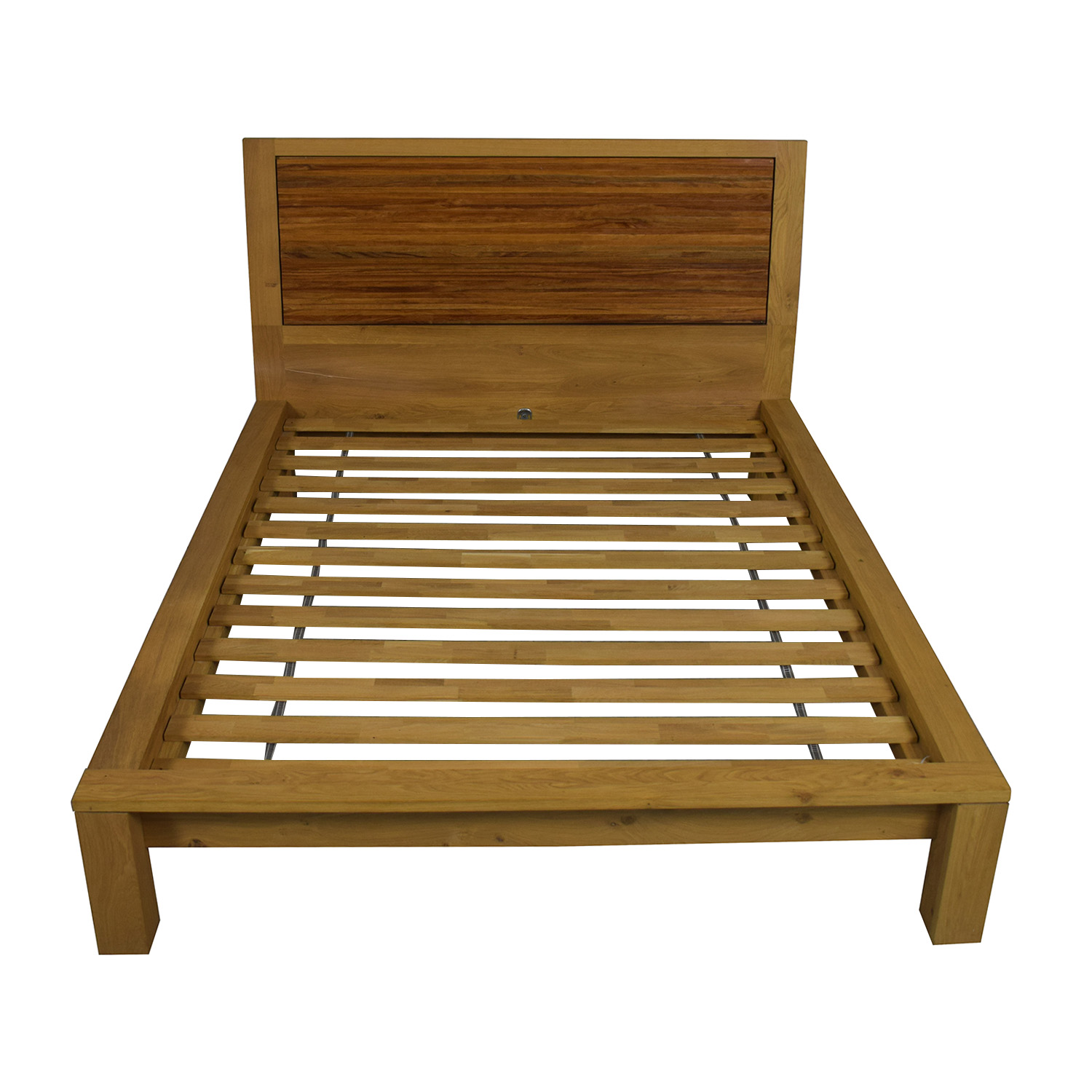 Crate & Barrel Crate & Barrel Queen Bed Frame on sale