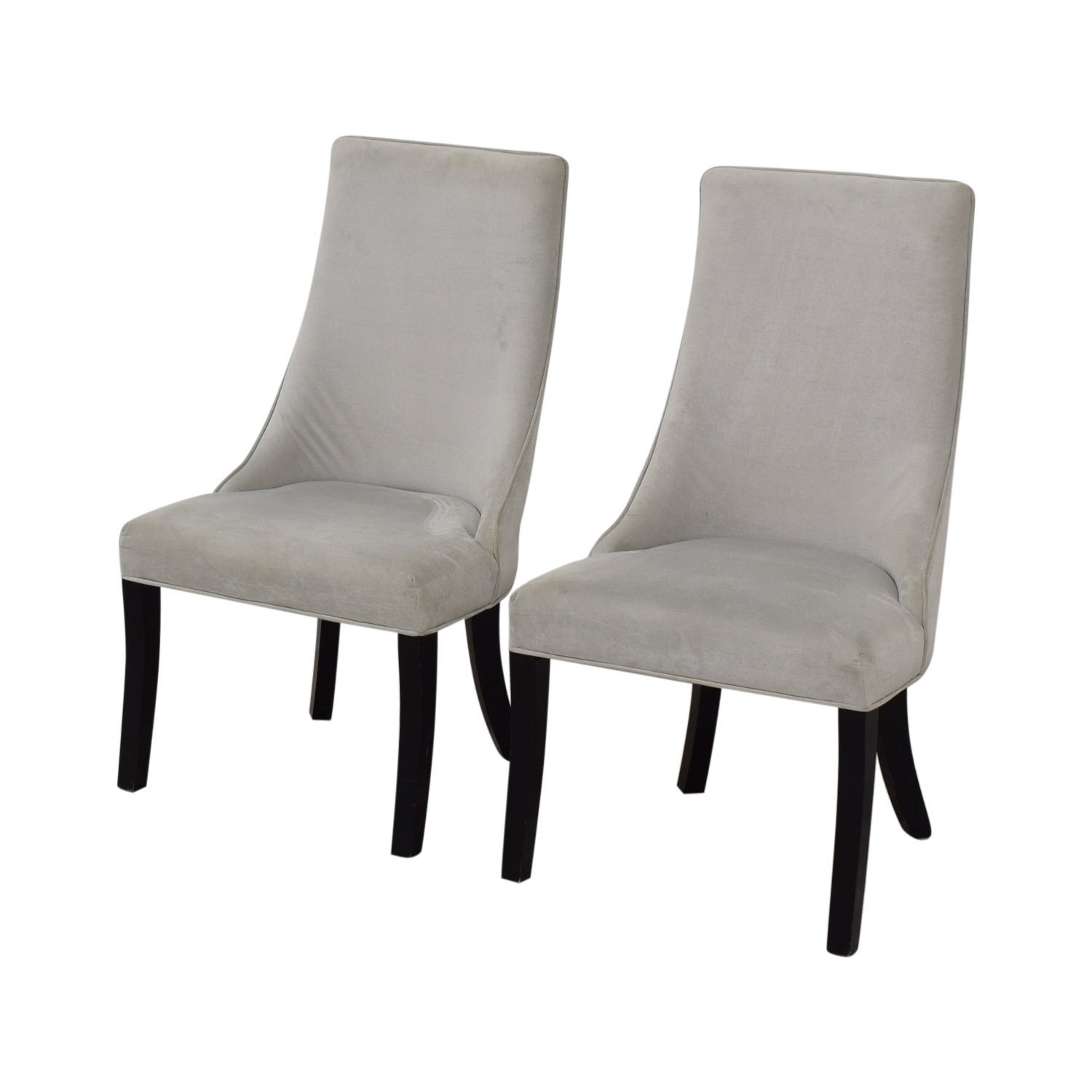 shop  Structube Velvet Parsons Chairs online