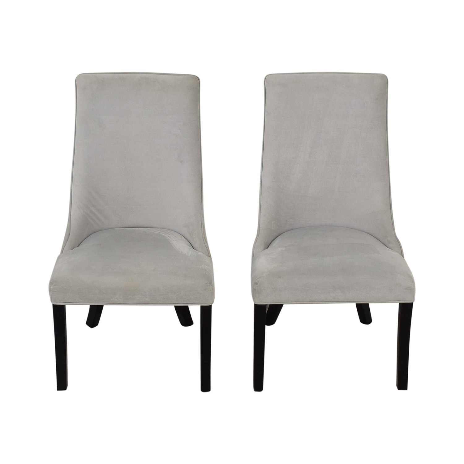 buy  Structube Velvet Parsons Chairs online
