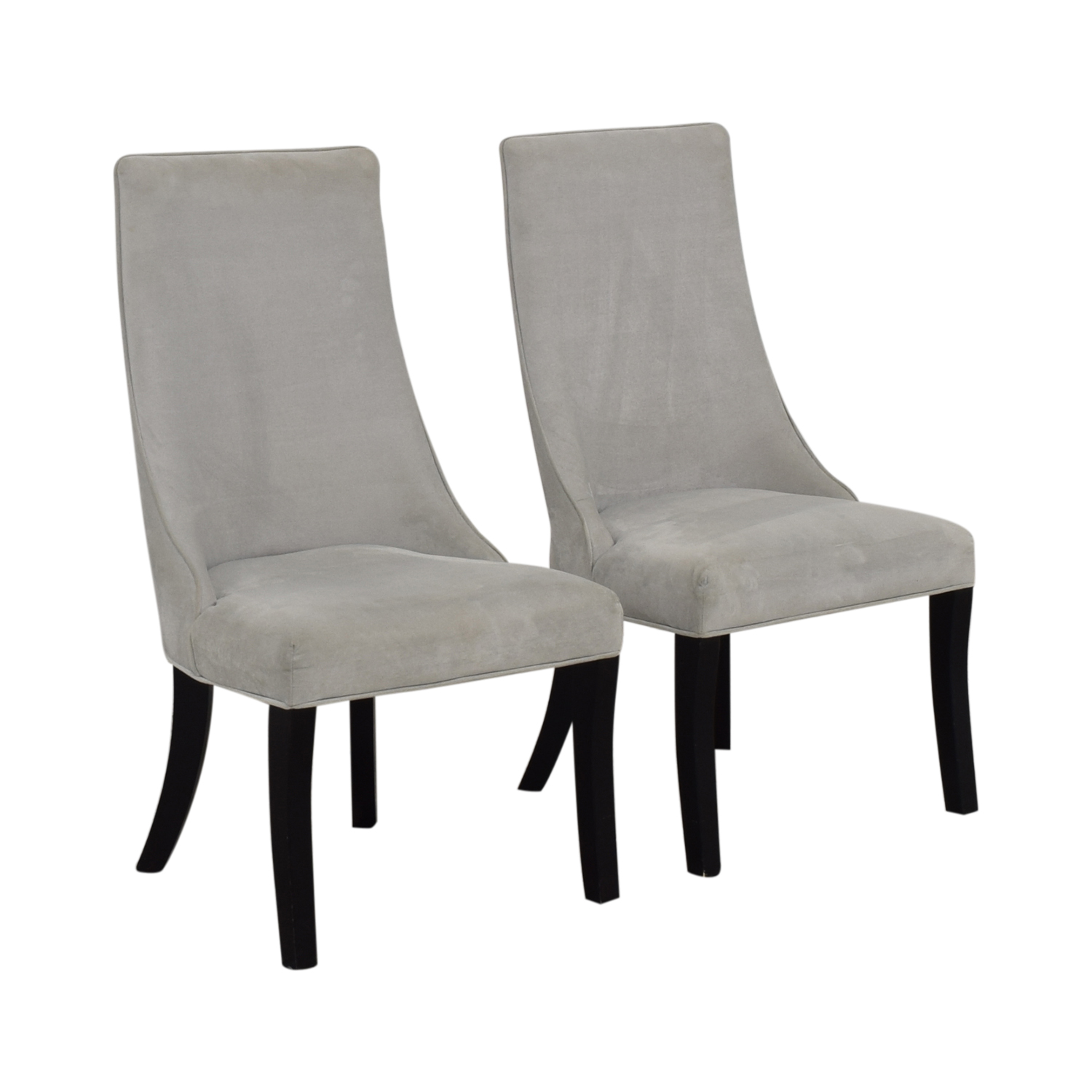 Structube Velvet Parsons Chairs price