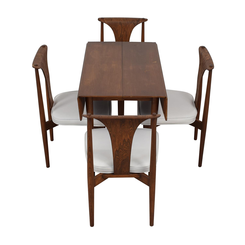 John Widdicomb Co. John Widdicomb Company Mid-Century Dining Set dimensions