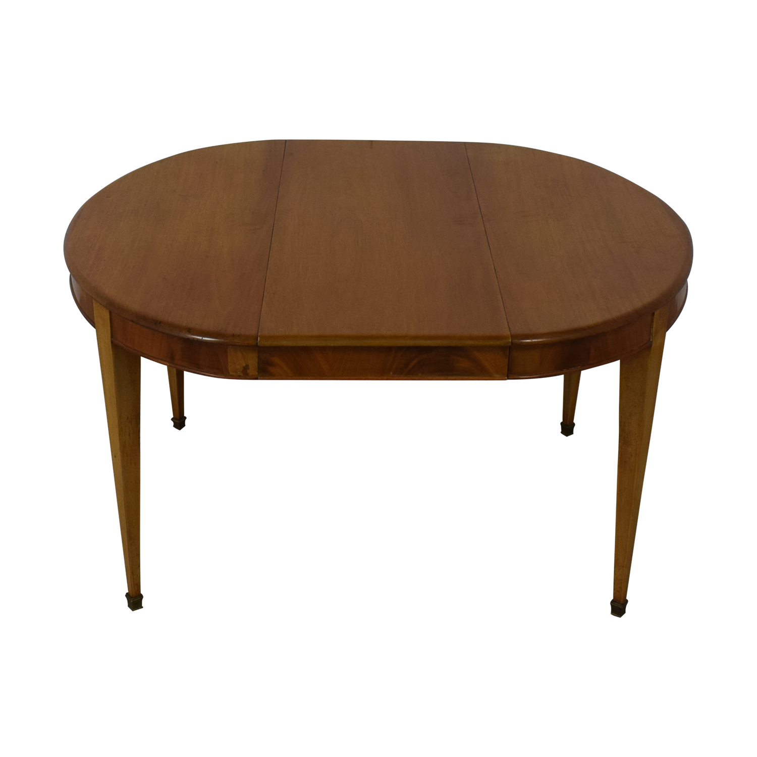 Antique Round Dining Table second hand