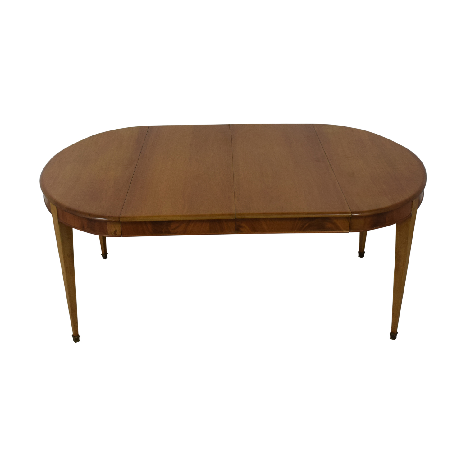 shop Antique Round Dining Table