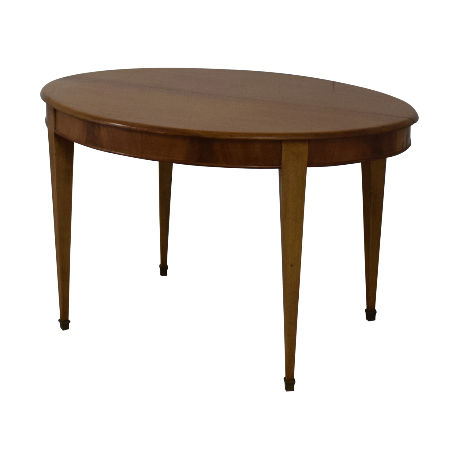Antique Round Dining Table coupon
