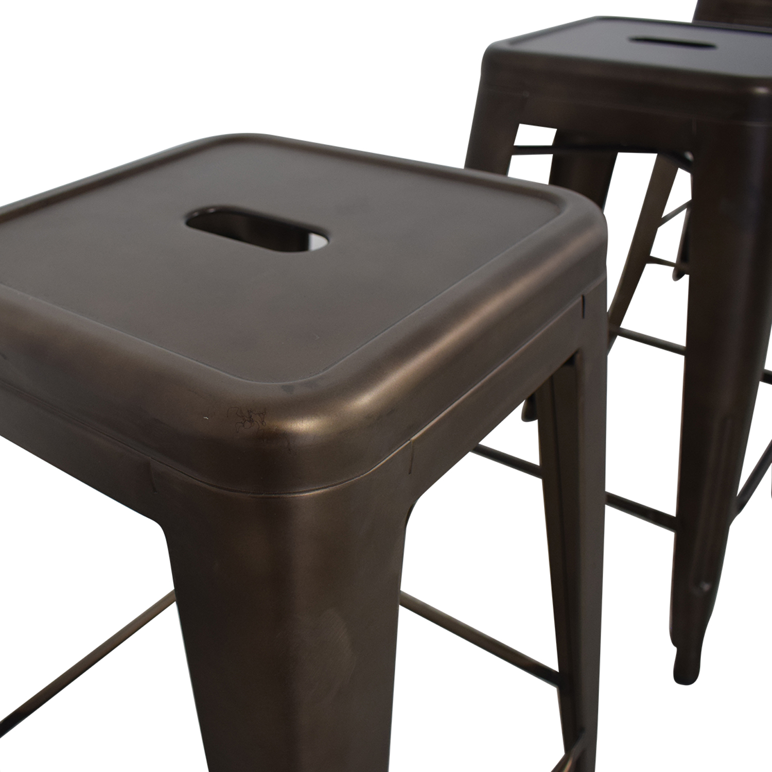 Tabouret Counter Stools bronze
