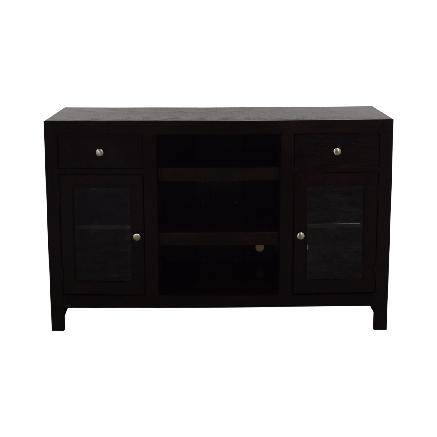 Whalen Furniture Whalen Furniture Sideboard BROWN