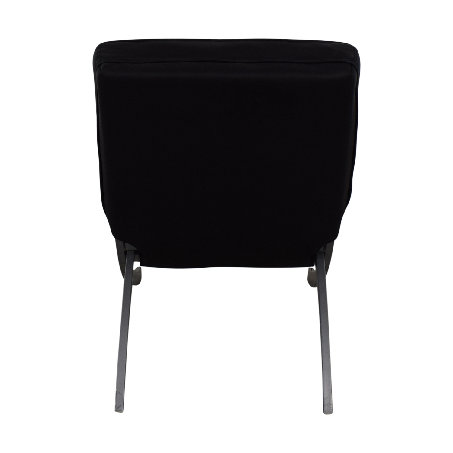 Raymour & Flanigan Raymour & Flanigan Black Accent Chair for sale