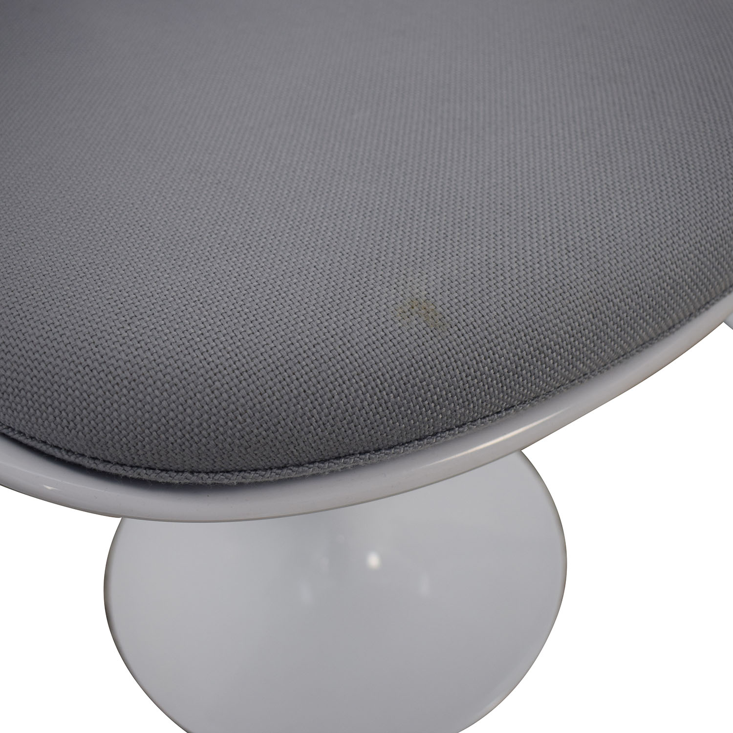 buy Modway Lippa Gray Dining Fabric Side Chairs Modway Chairs