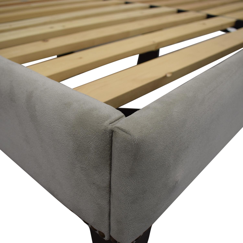 West Elm Queen Bed Frame / Beds