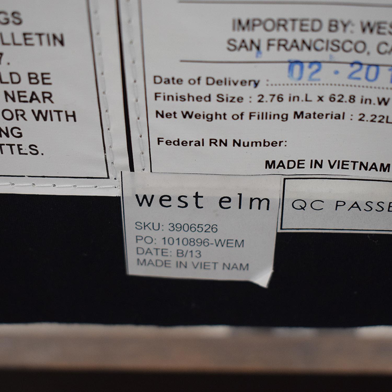 West Elm West Elm Queen Bed Frame nyc