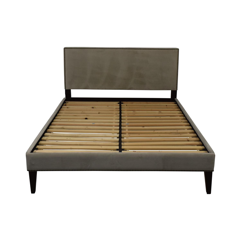 West Elm West Elm Queen Bed Frame Bed Frames