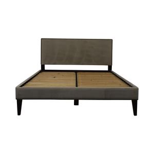 buy West Elm Queen Bed Frame West Elm