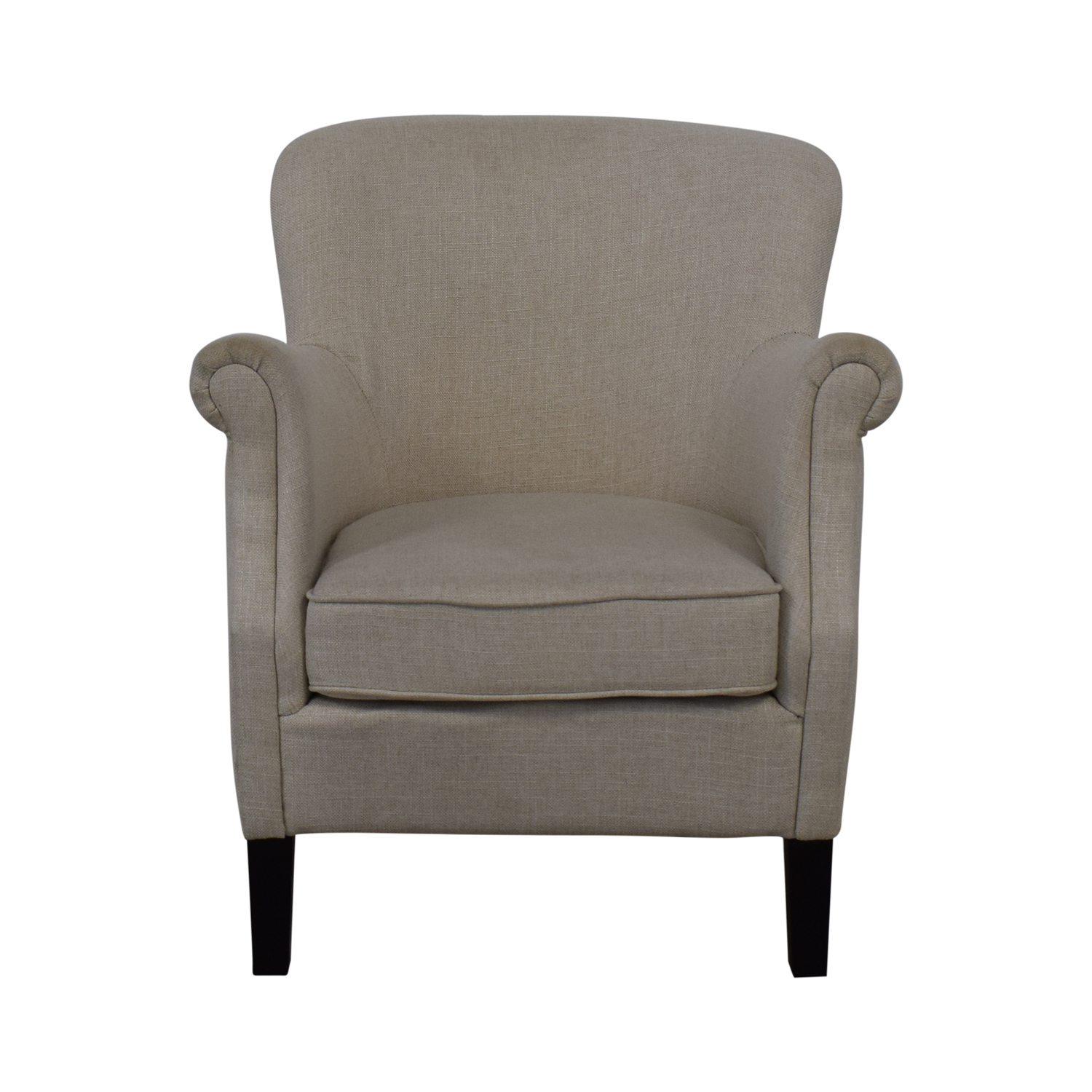 buy Pottery Barn Soma Minna Upholstered Armchair Pottery Barn Chairs