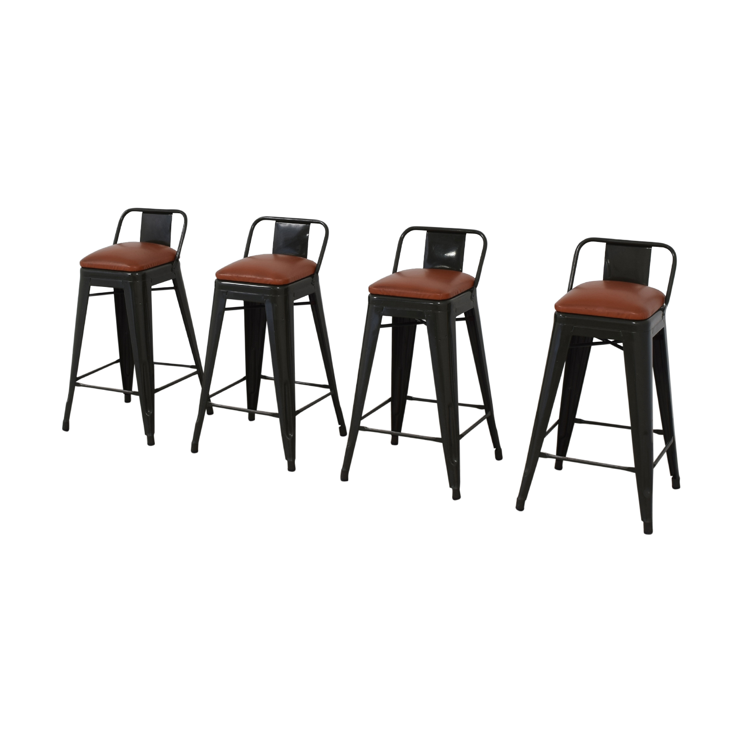 Tolix Industrial Bar Stools sale