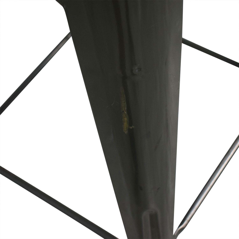 Tolix Tolix Industrial Bar Stools dimensions
