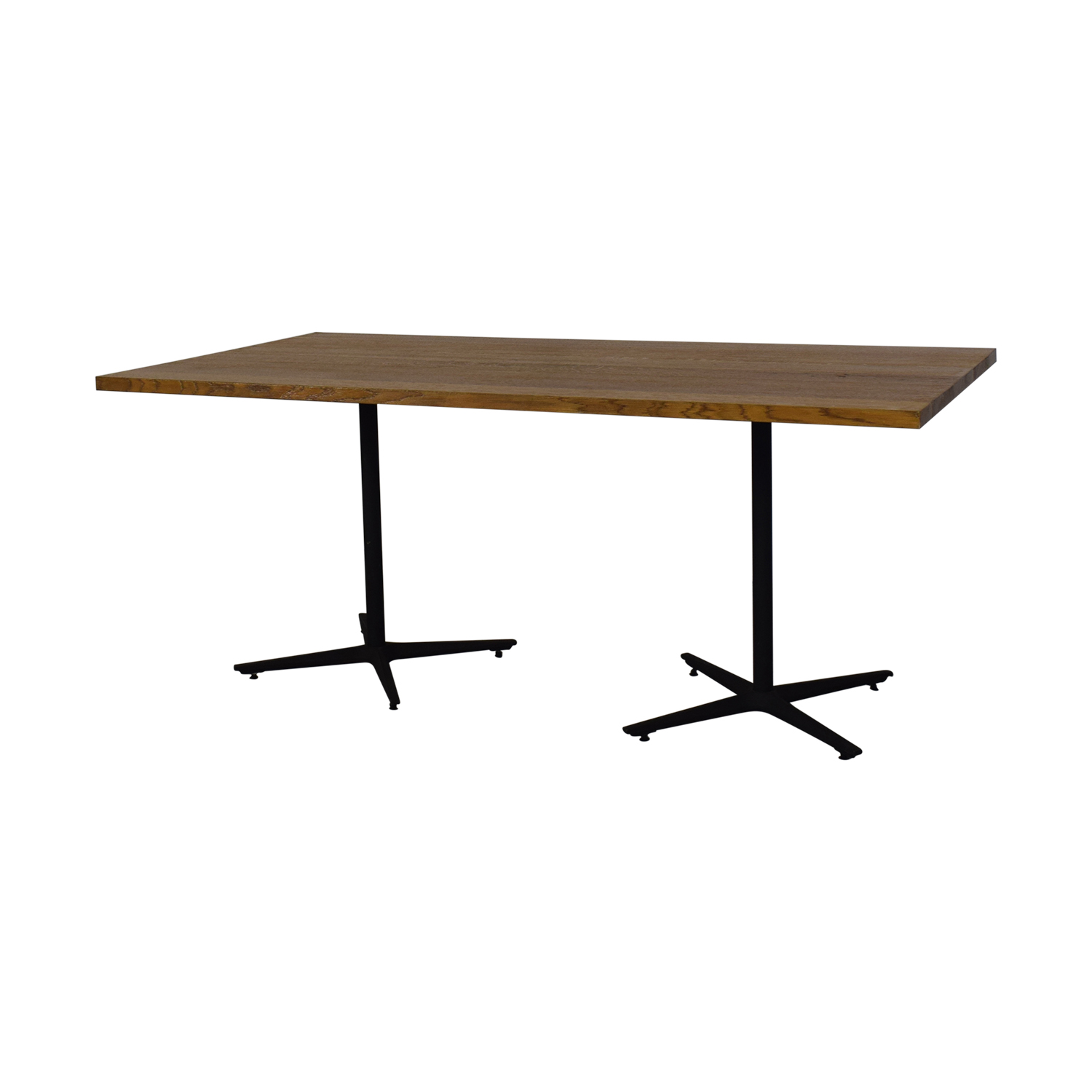 Counter Height Table Brown