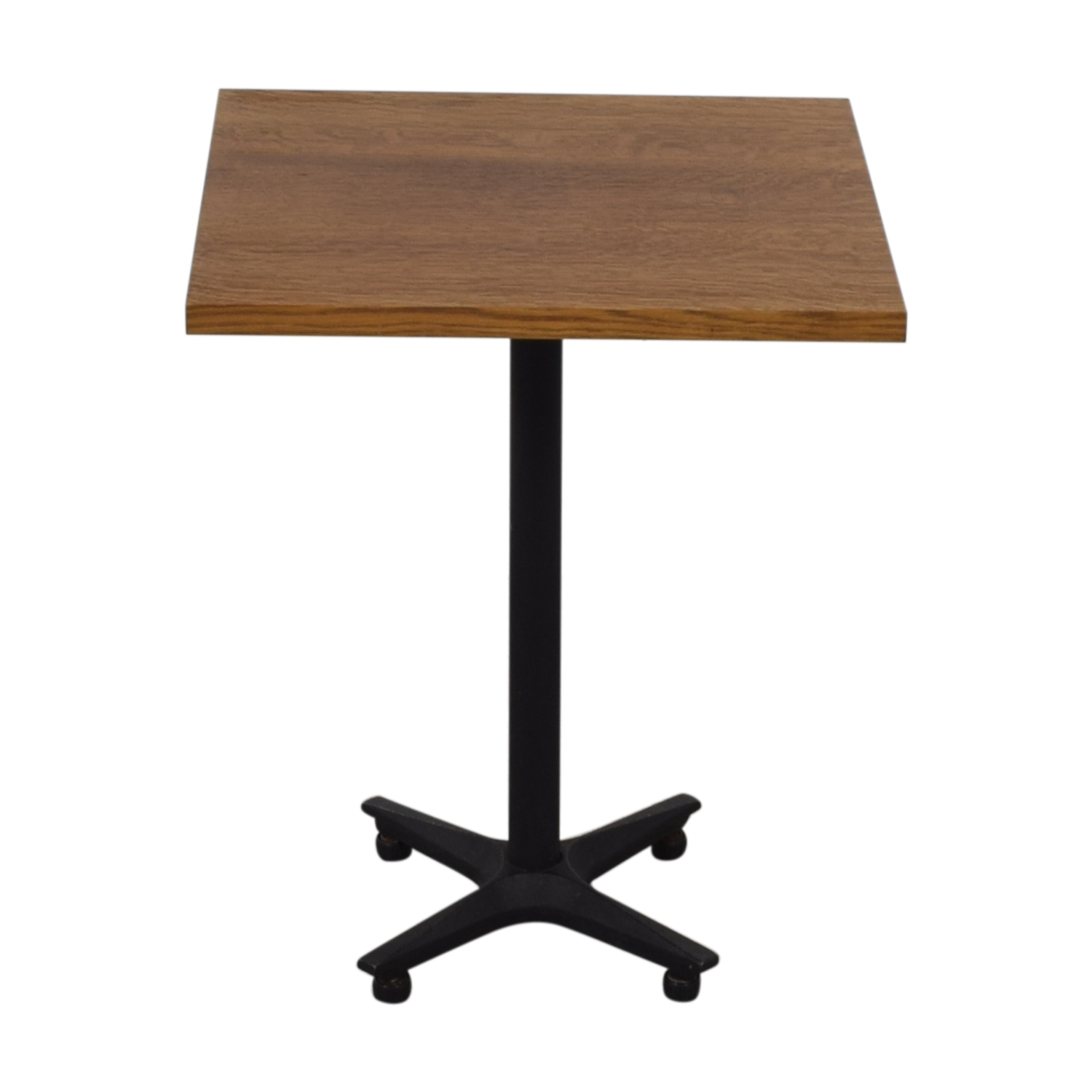 Small Wood Square Table Tables