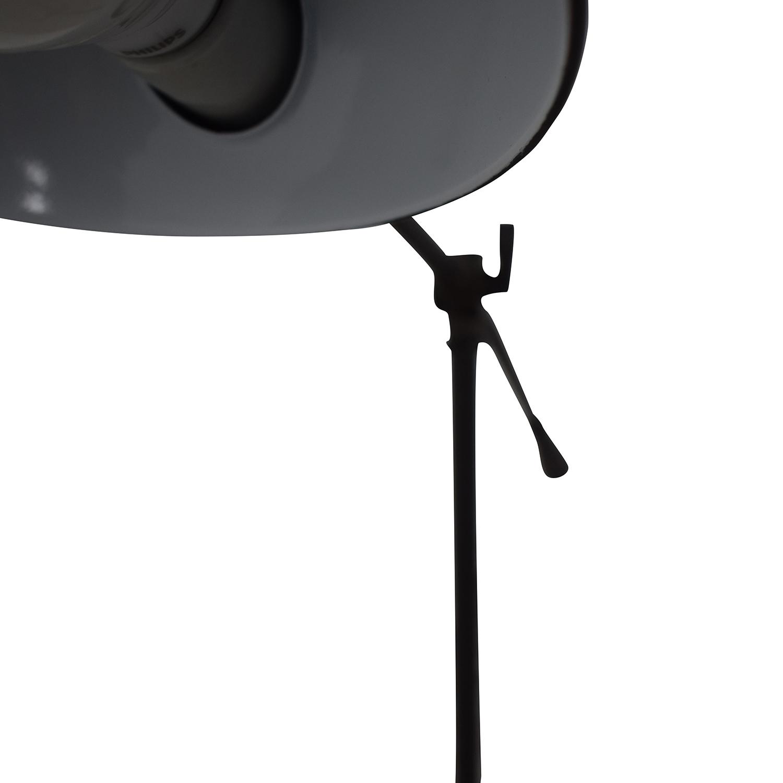 Organic Modernism Organic Modernism Industrial Tripod Lamp nj