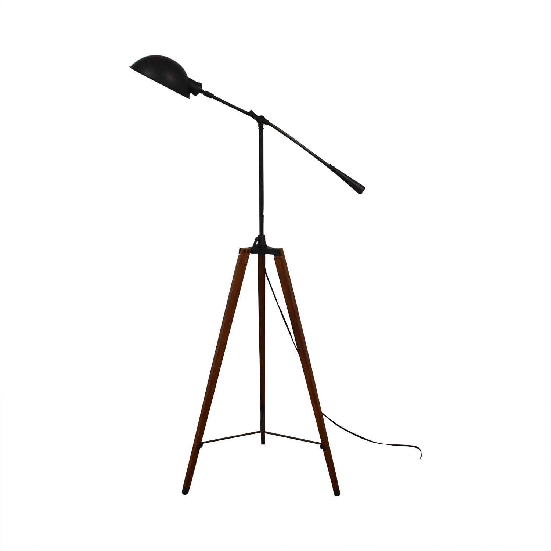 buy Organic Modernism Industrial Tripod Lamp Organic Modernism