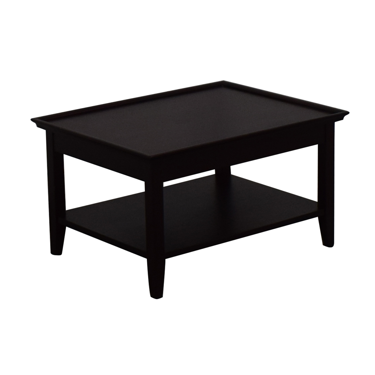 Crate & Barrel Bradshaw Coffee Table Crate & Barrel