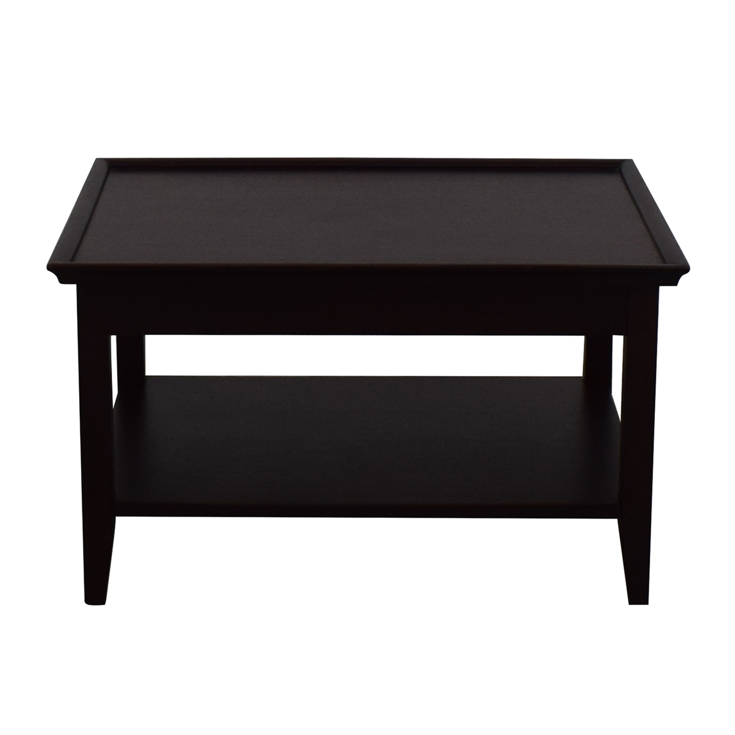 Crate & Barrel Crate & Barrel Bradshaw Coffee Table price