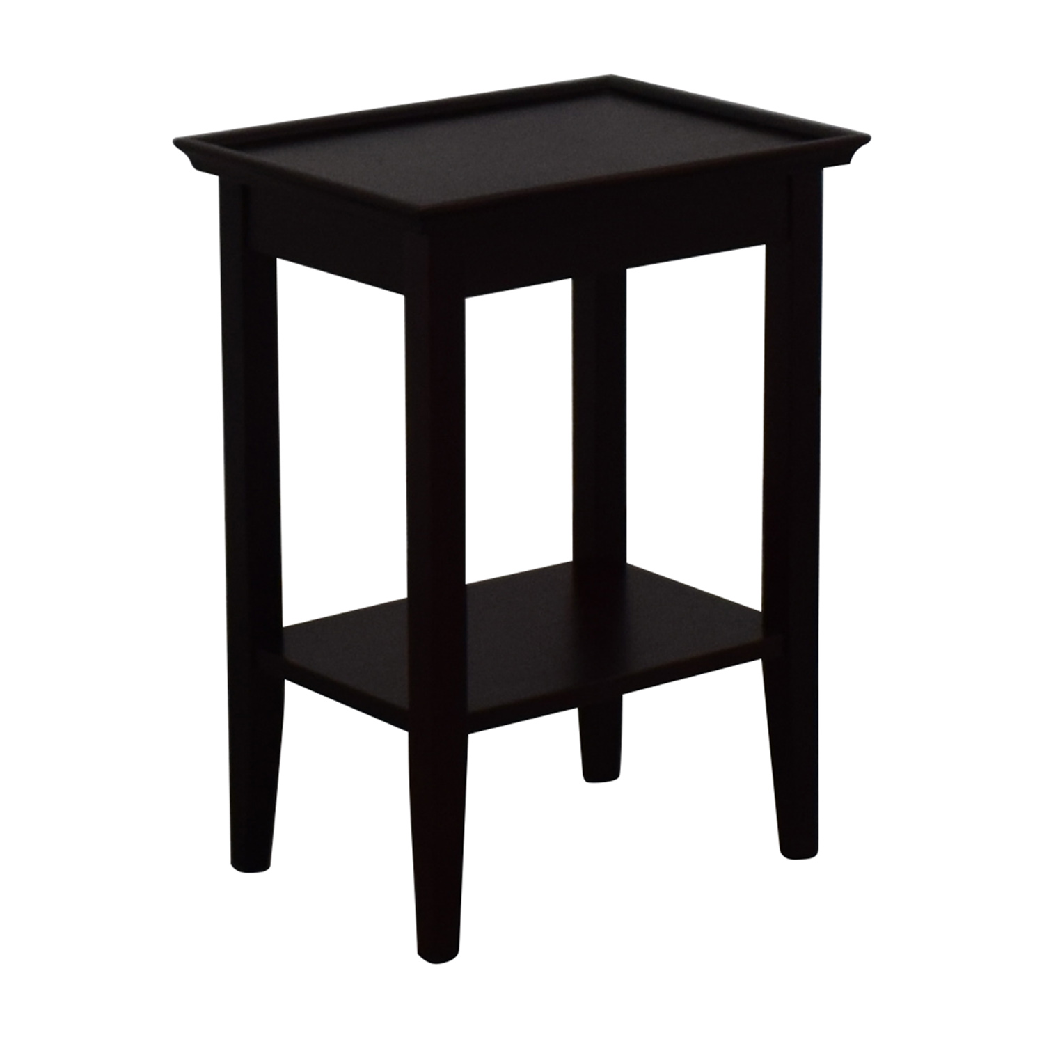 Crate & Barrel Crate & Barrel Bradshaw Side Table for sale
