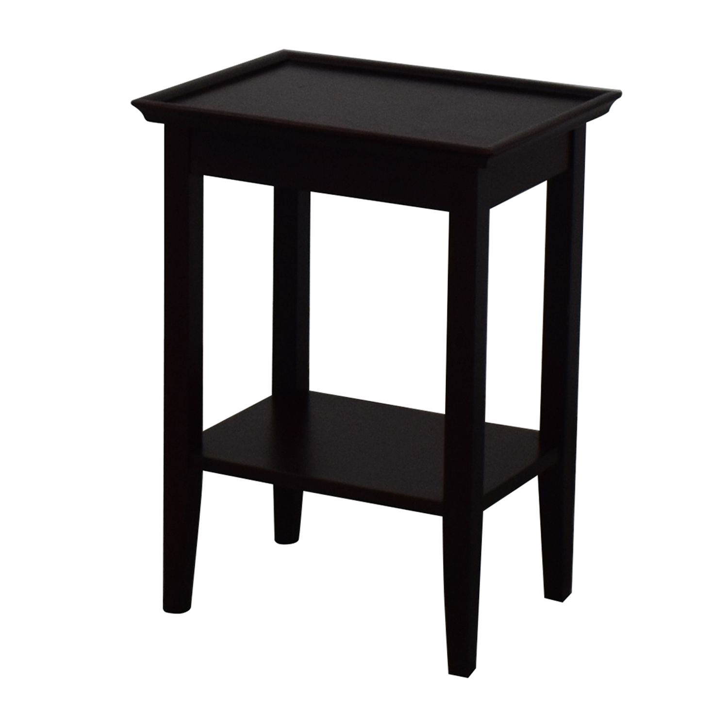 Crate & Barrel Bradshaw Side Table / Tables