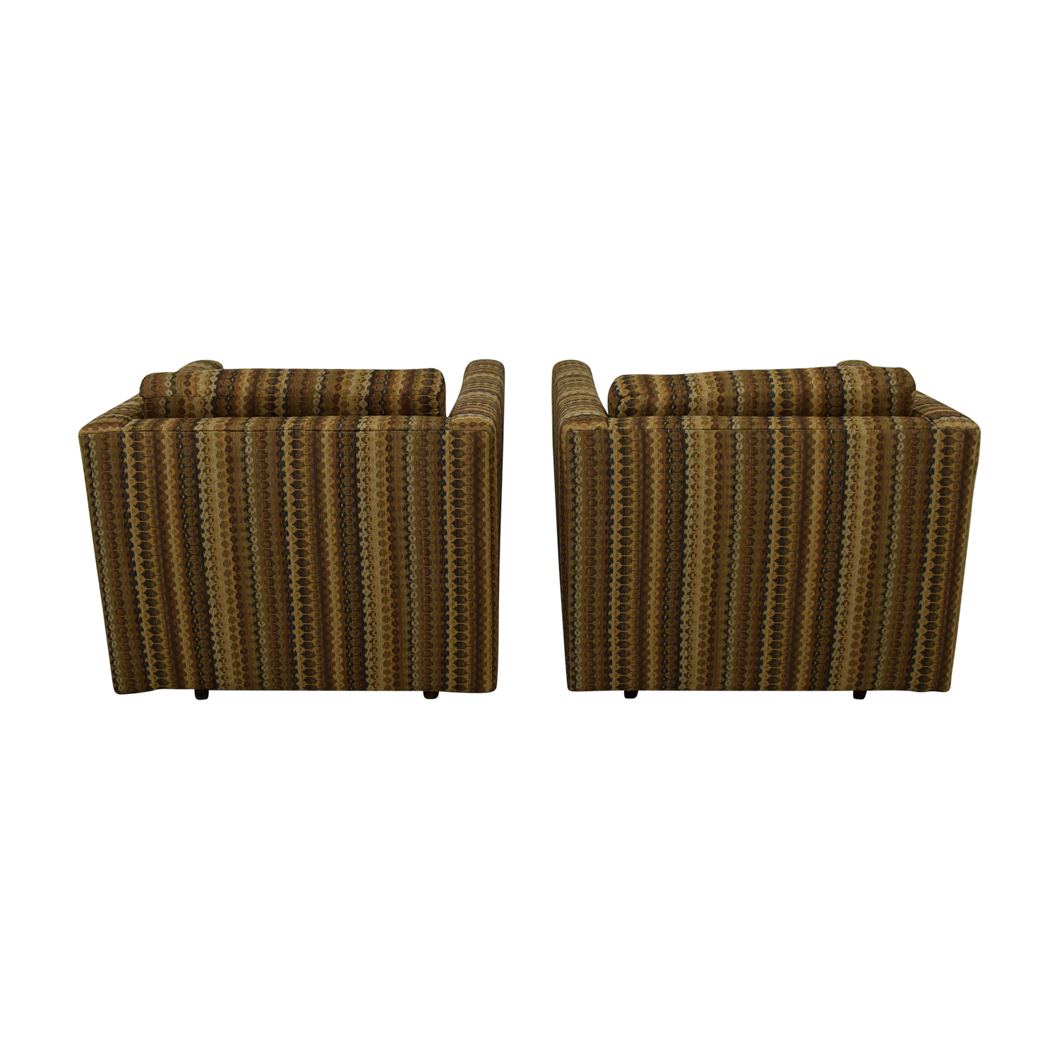 Vintage Set Of Accent Chairs on sale