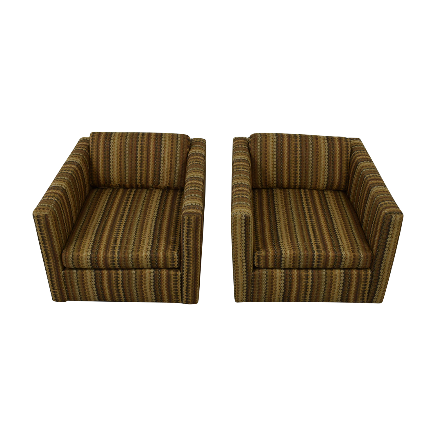 Vintage Set Of Accent Chairs coupon