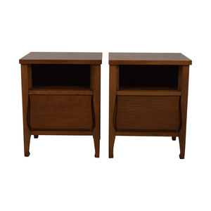 Paul McCob-Style End Tables discount